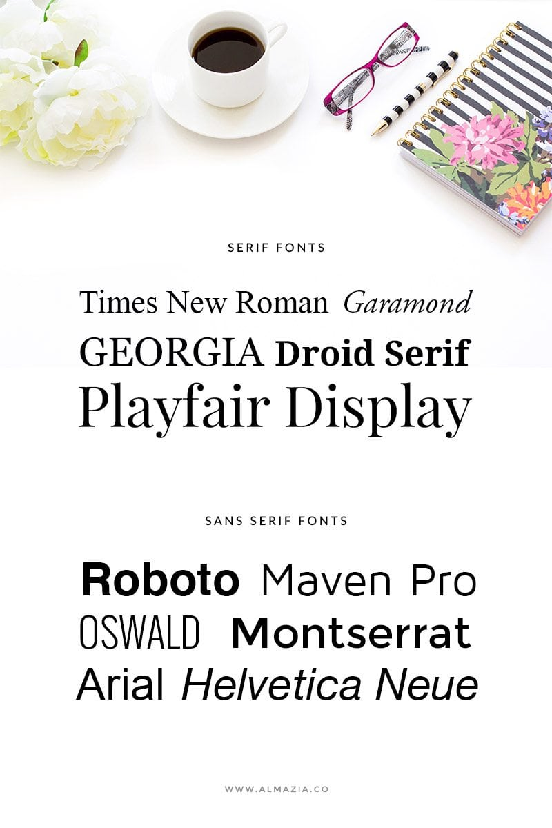 contoh-font-serif-sans-serif