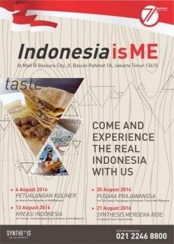 """Indonesia Is Me –  """"71"""" Untuk Negeri dan Rangkaian Kompetisi Untuk Blogger Indonesia"""
