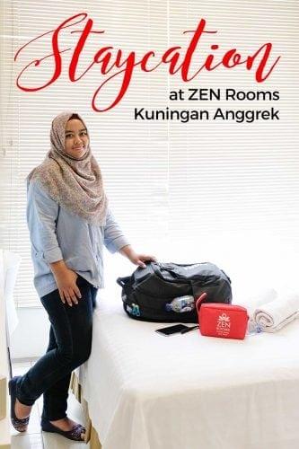 Kamar Bersih dan Nyaman untuk Business Traveller di Zen Rooms Kuningan Anggrek