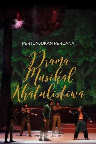 Pertunjukan Perdana Drama Musikal Khatulistiwa Jejak Langkah Negeriku