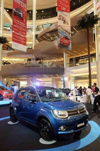Suzuki IGNIS, Generasi Baru Urban SUV