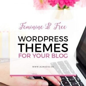 free pretty wordpress themes for your blog