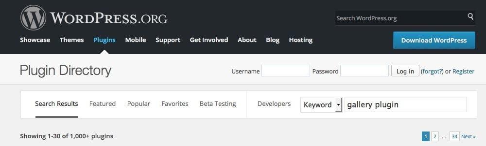 wordpress-repository-search-gallery-plugin