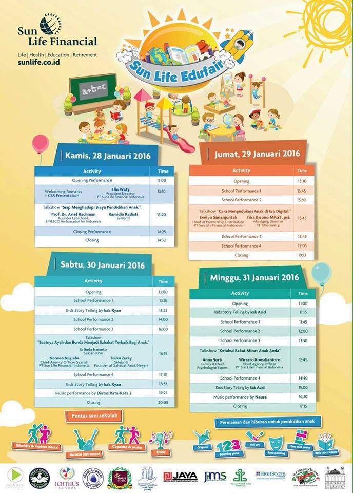 sun life edufair rundown