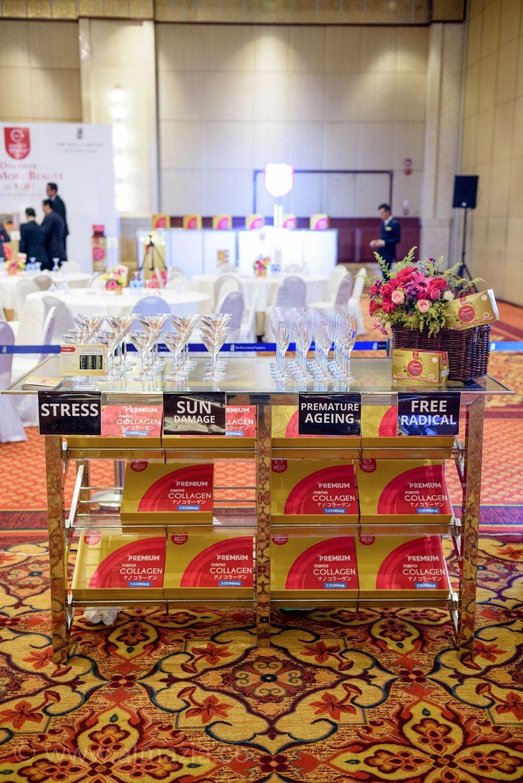 Discover The Most Beauty in You Minuman Kolagen Agelez Bihaku Ritz Carlton 012