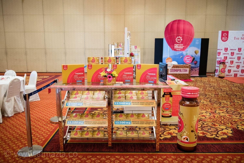 Discover The Most Beauty in You Minuman Kolagen Agelez Bihaku Ritz Carlton 018