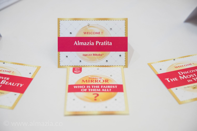 Discover The Most Beauty in You Minuman Kolagen Agelez Bihaku Ritz Carlton 030