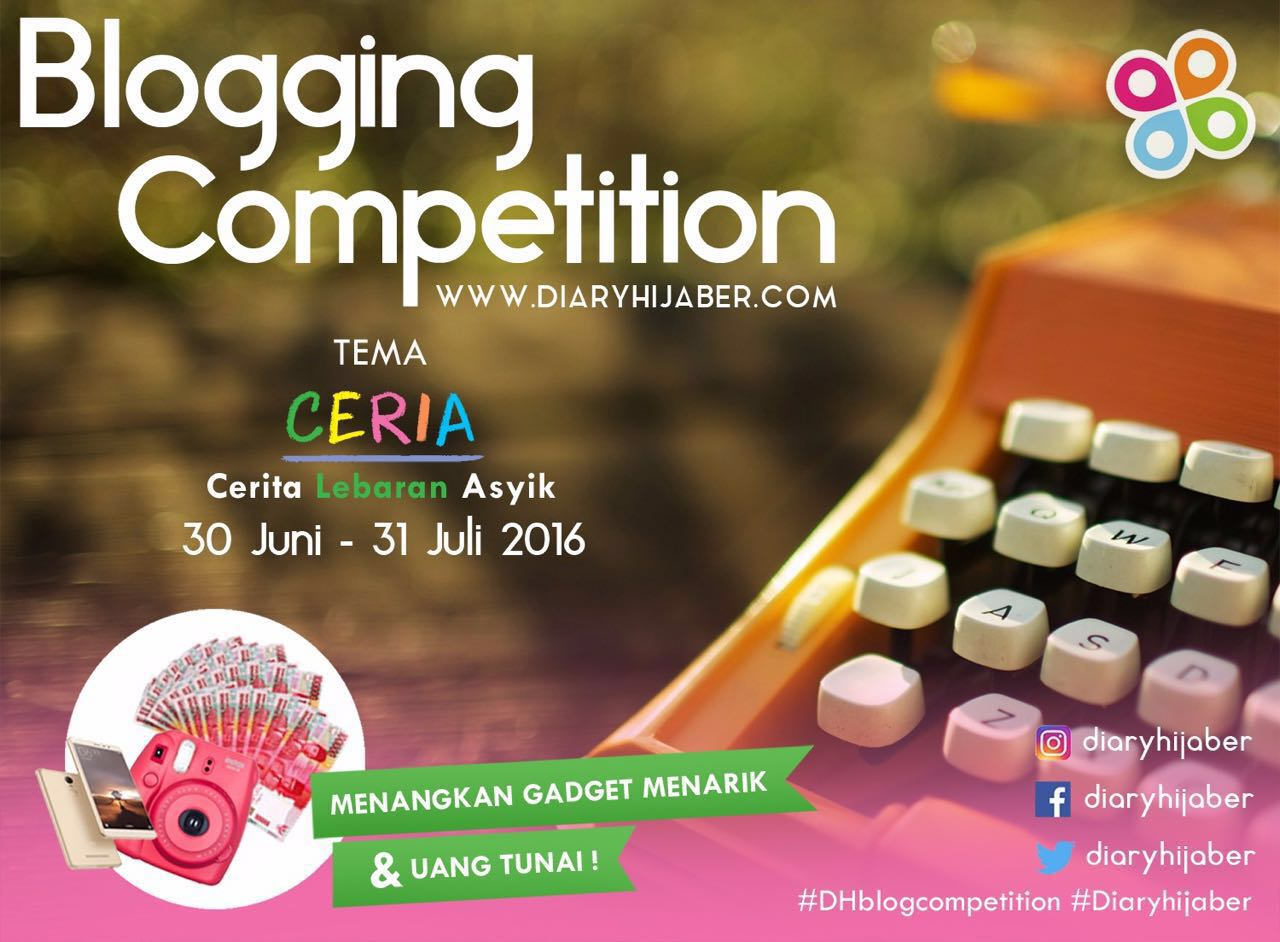 Diaryhijaber Blogging Competition