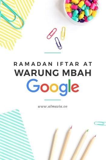 Ramadan Iftar At Google Indonesia