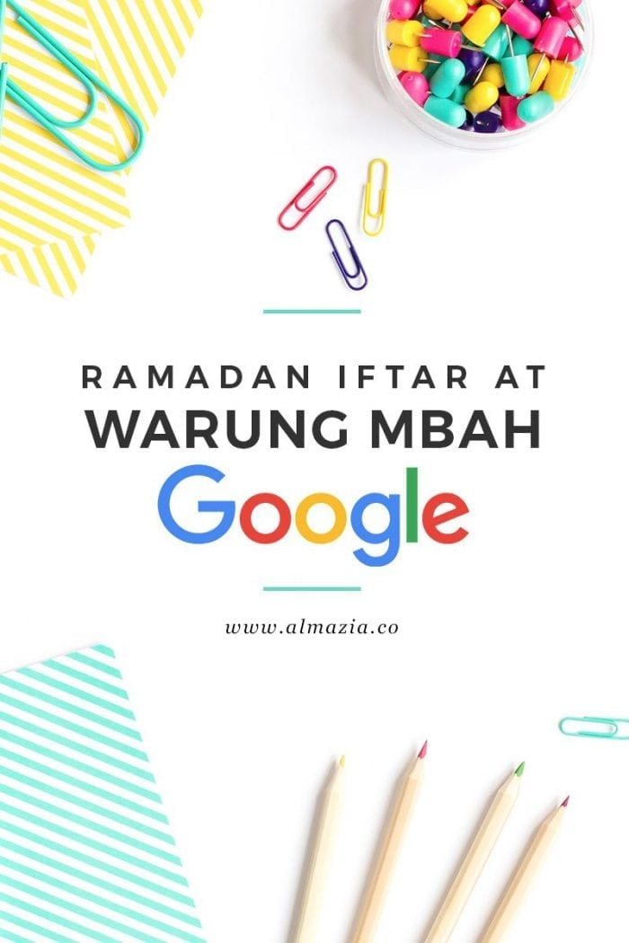 Ramadan Iftar At Google Indonesia