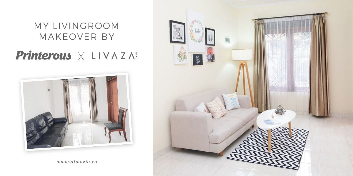 livingroom makeover rectangle