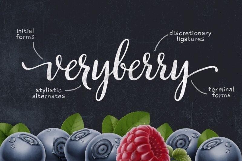 VeryBerry Pro by MyCreativeLandVeryBerry Pro by MyCreativeLand