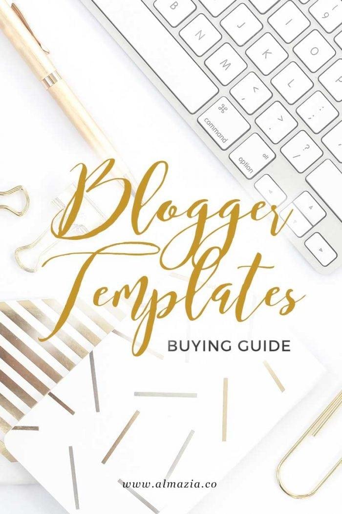 Di mana membeli template Blogger / Blogspot?