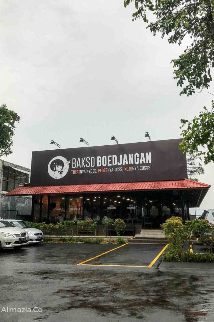 Bakso Boedjangan – Alternatif Bakso Enak di Bogor
