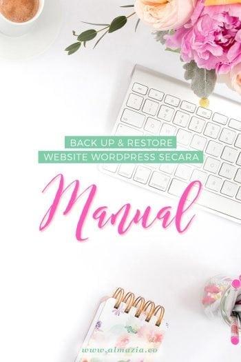 Cara Backup dan Restore Website WordPress Secara Manual
