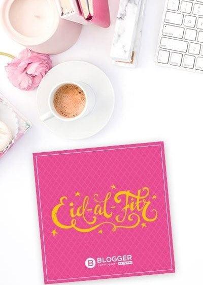 [Tutorial] Membuat Animasi GIF Sederhana Untuk Ucapan Selamat Idul Fitri