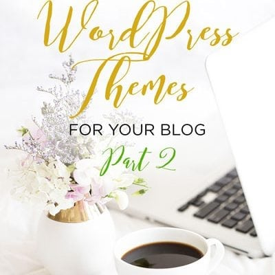 Clean & Simple Free WordPress Themes For Your Blog – Part 2