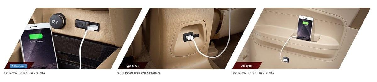 USB Charging Jack Confero Wuling