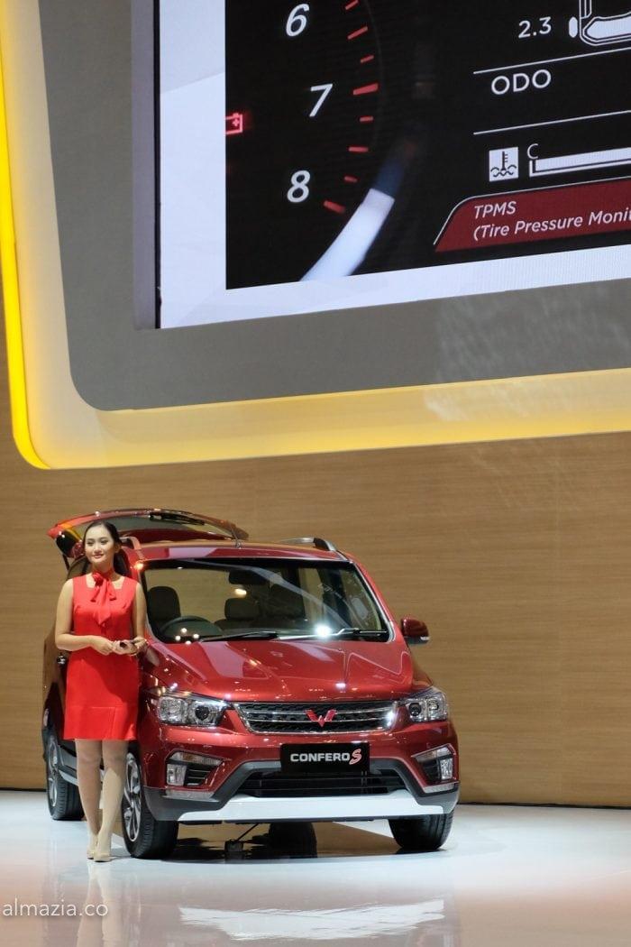 Confero S dari Wuling Motors – MPV yang Lega Untuk Keluarga Indonesia