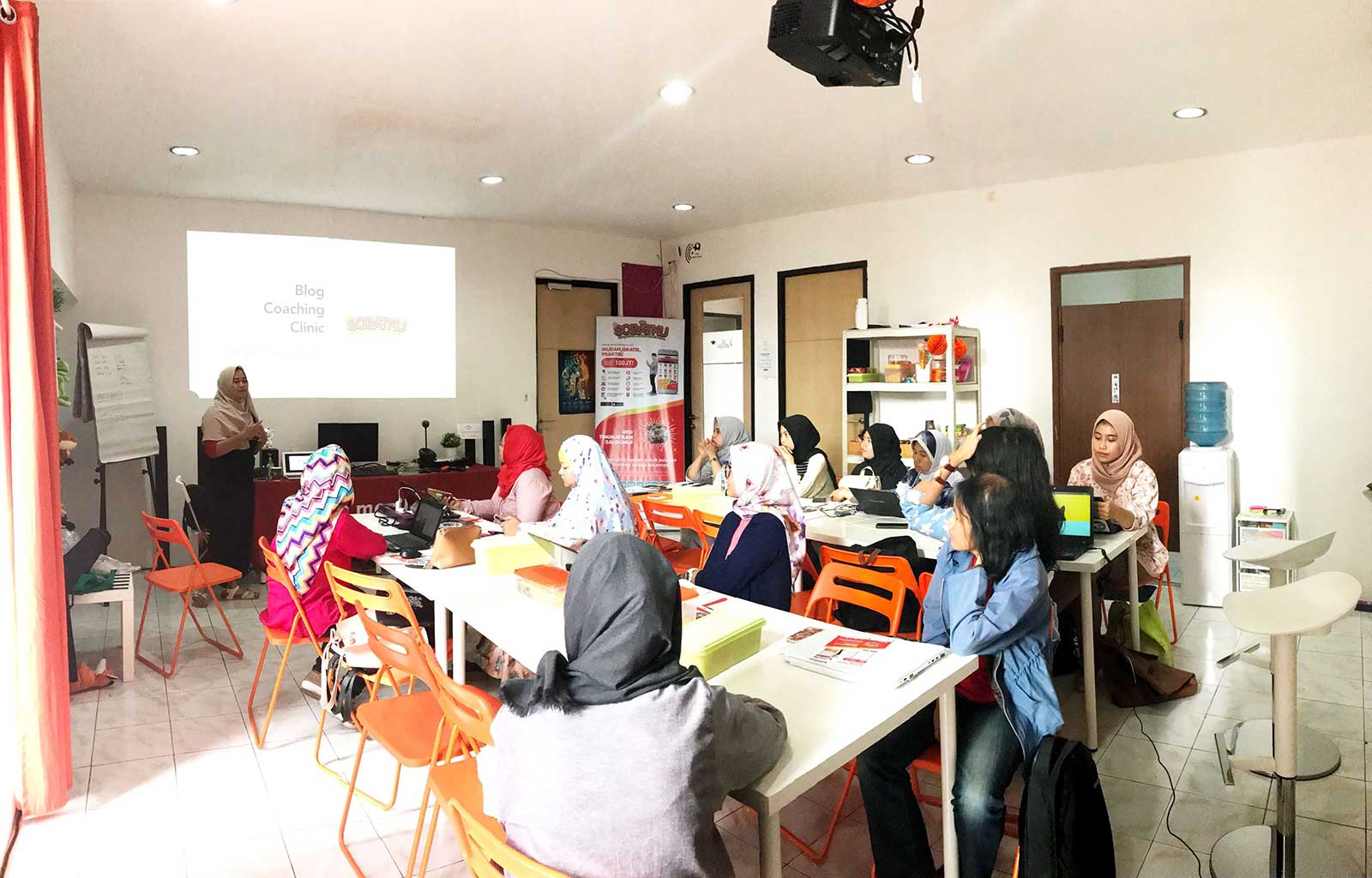 Blog Coaching Clinic Blogger Perempuan Network