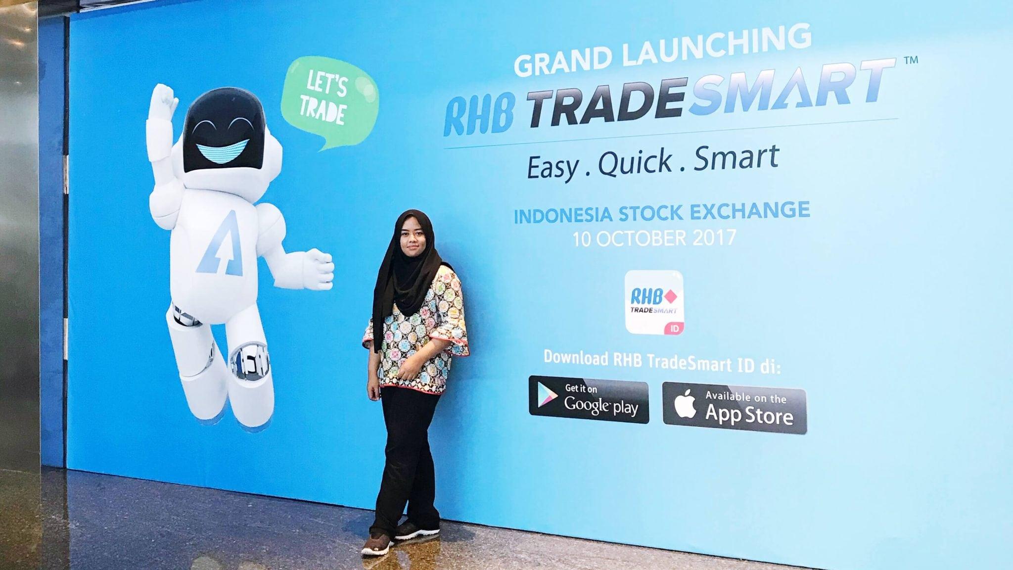 Peluncuran RHB TradeSmart with ARO 5