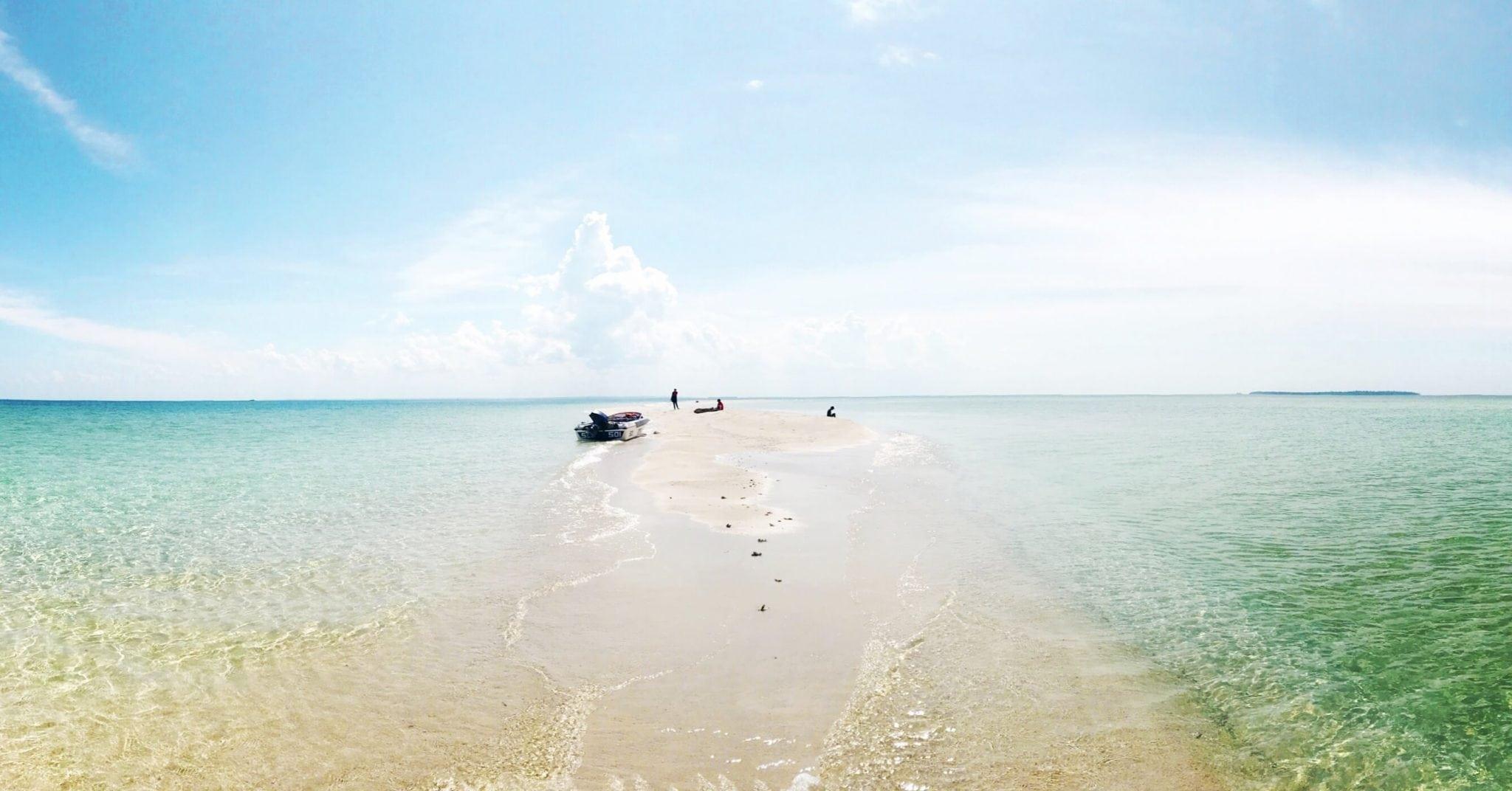 Pulau Gusung Derawan Kalimantan Timur