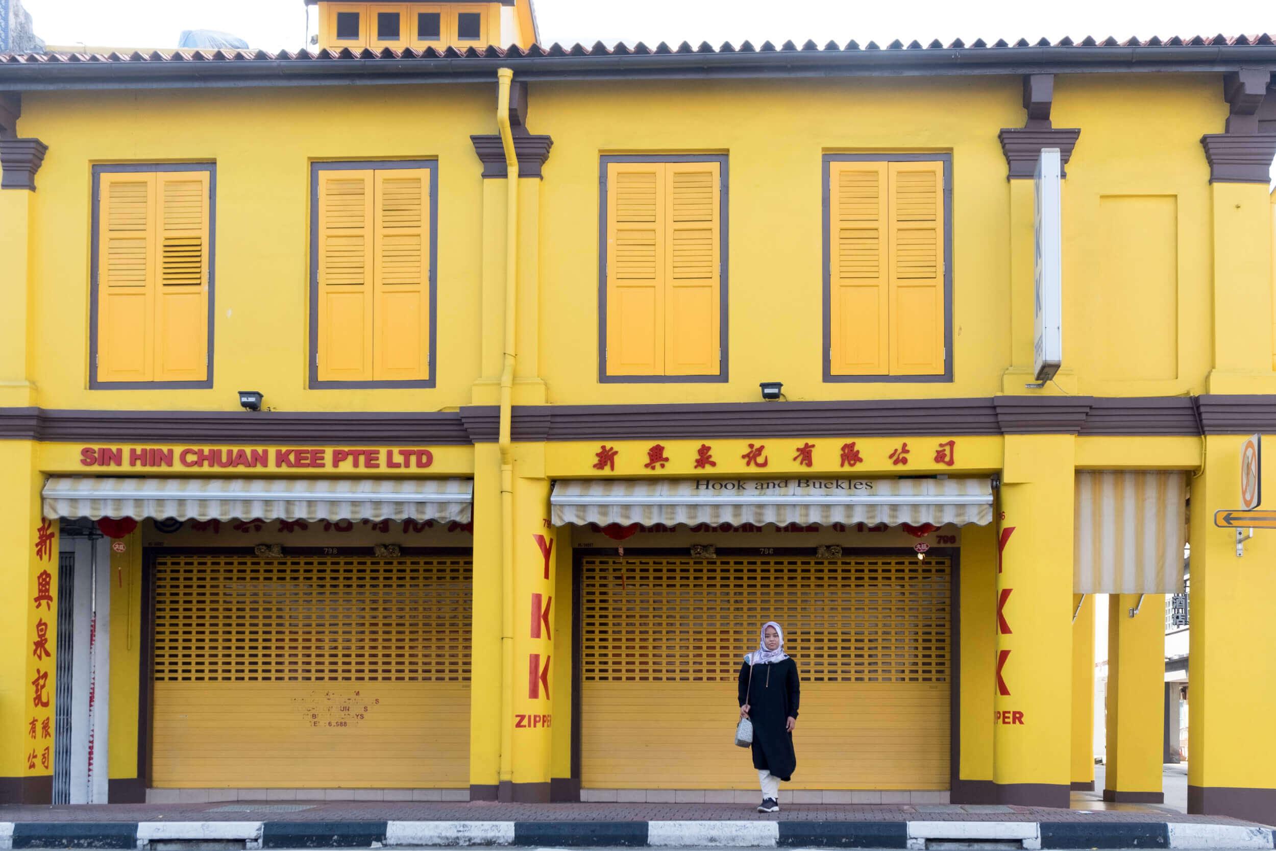 Singapore Trip - Bugis