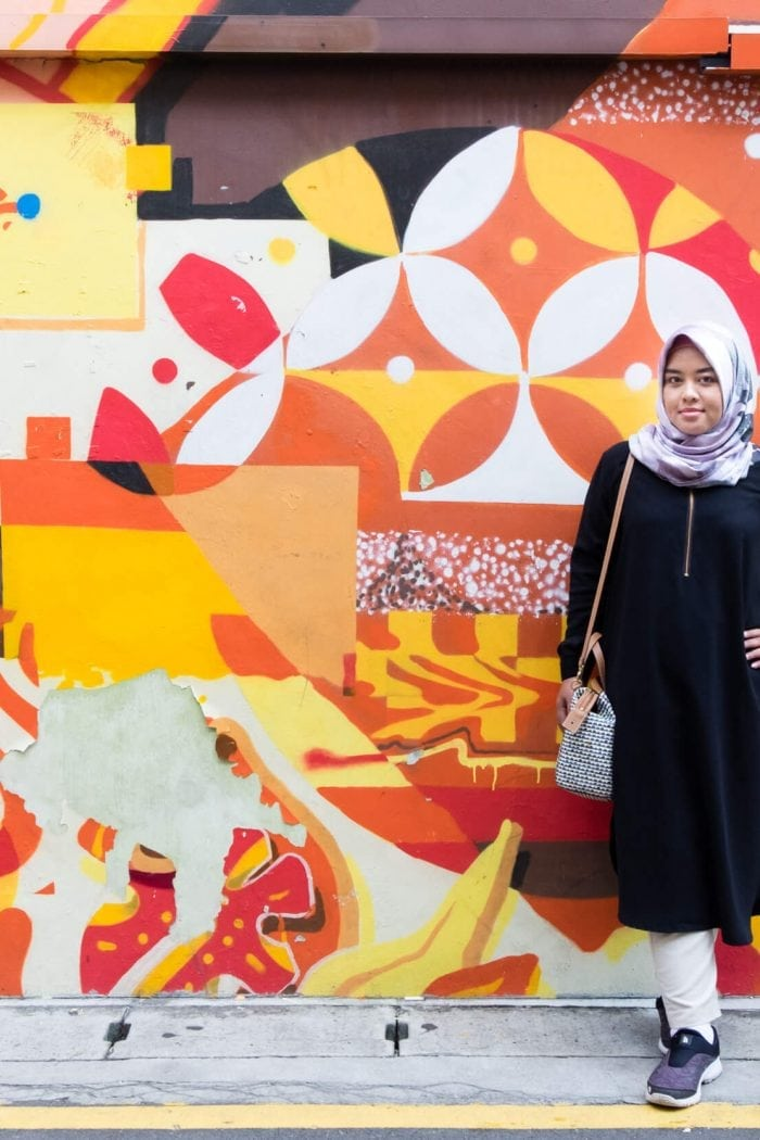 Jalan-jalan ke Singapura (Day 2) – Haji Lane Singapore