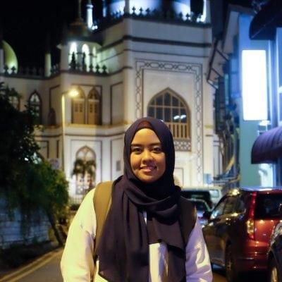 Jalan-jalan ke Singapura (Day 1)