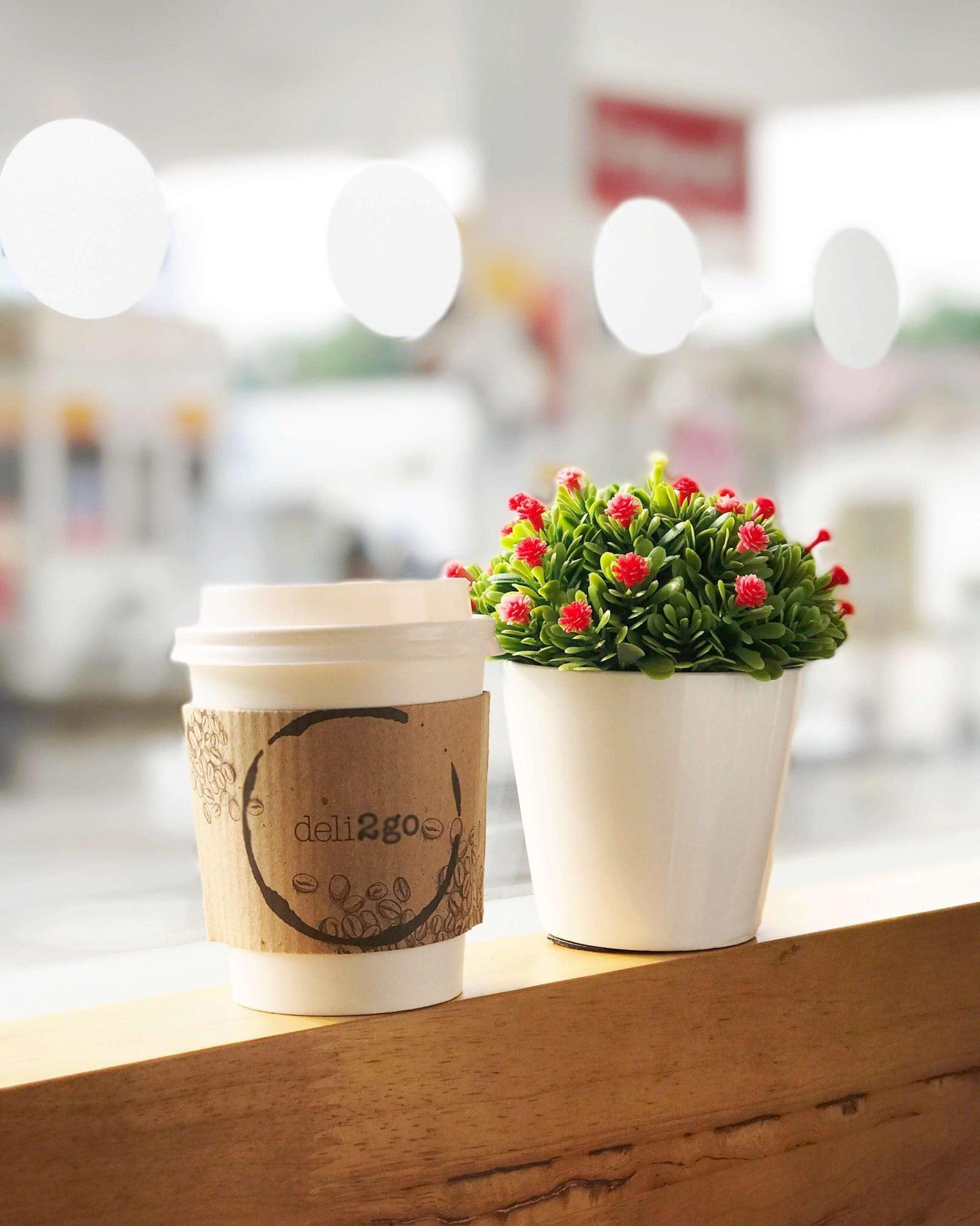 kopi di papercup