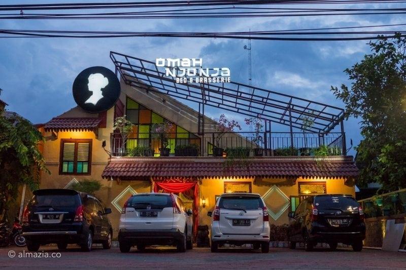 Omah Njonja Bed & Brasserie Yogyakarta