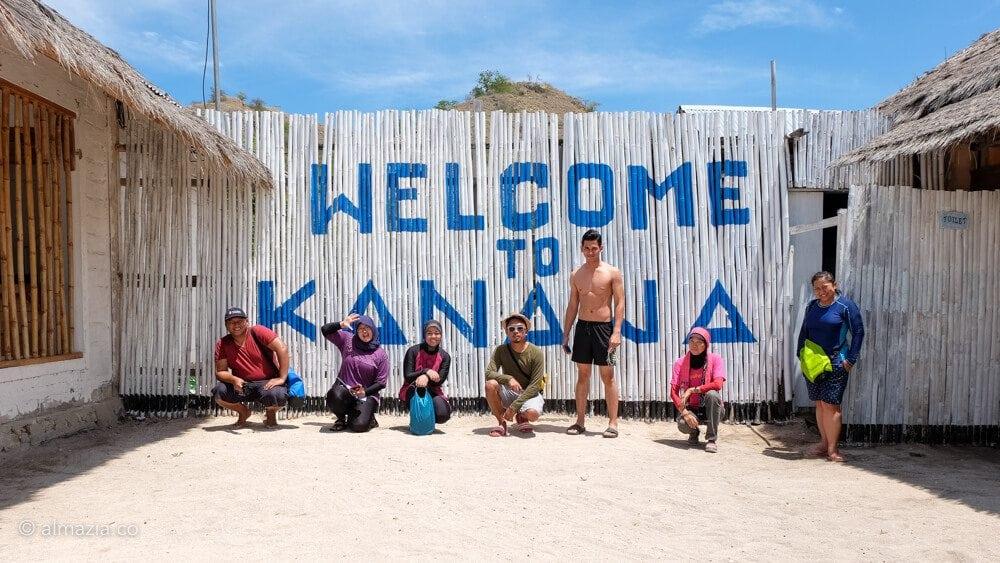 Liburan Labuan Bajo Trip Pulau Kanawa 03