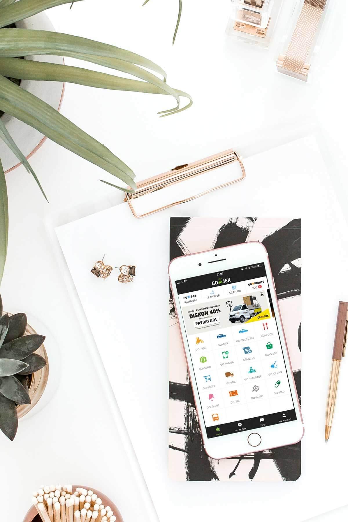 Jasa Pengiriman Dokumen Kantor dengan Layanan Go-Send dari Gojek