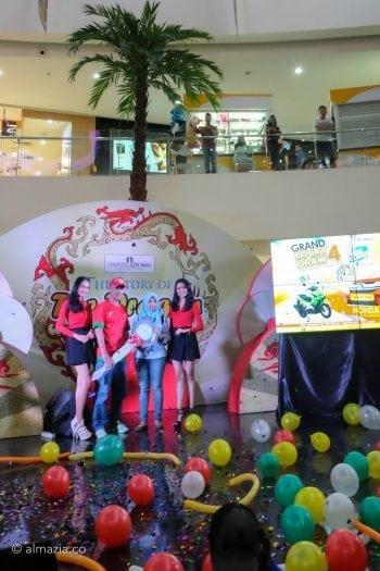 Bisa Lho Dapat Yamaha Aerox dan Honda BRV dari Cibinong City Mall!