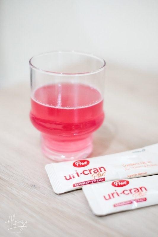 mencegah anyang-anyangan mengobati infeksi saluran kemih dengan ekstrak cranberry prive uricran 01