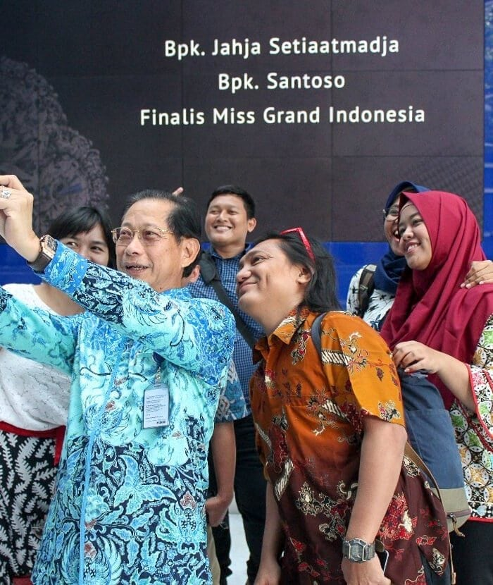 Mengunjungi BCA Learning Institute bersama Finalis Miss Grand Indonesia 2018