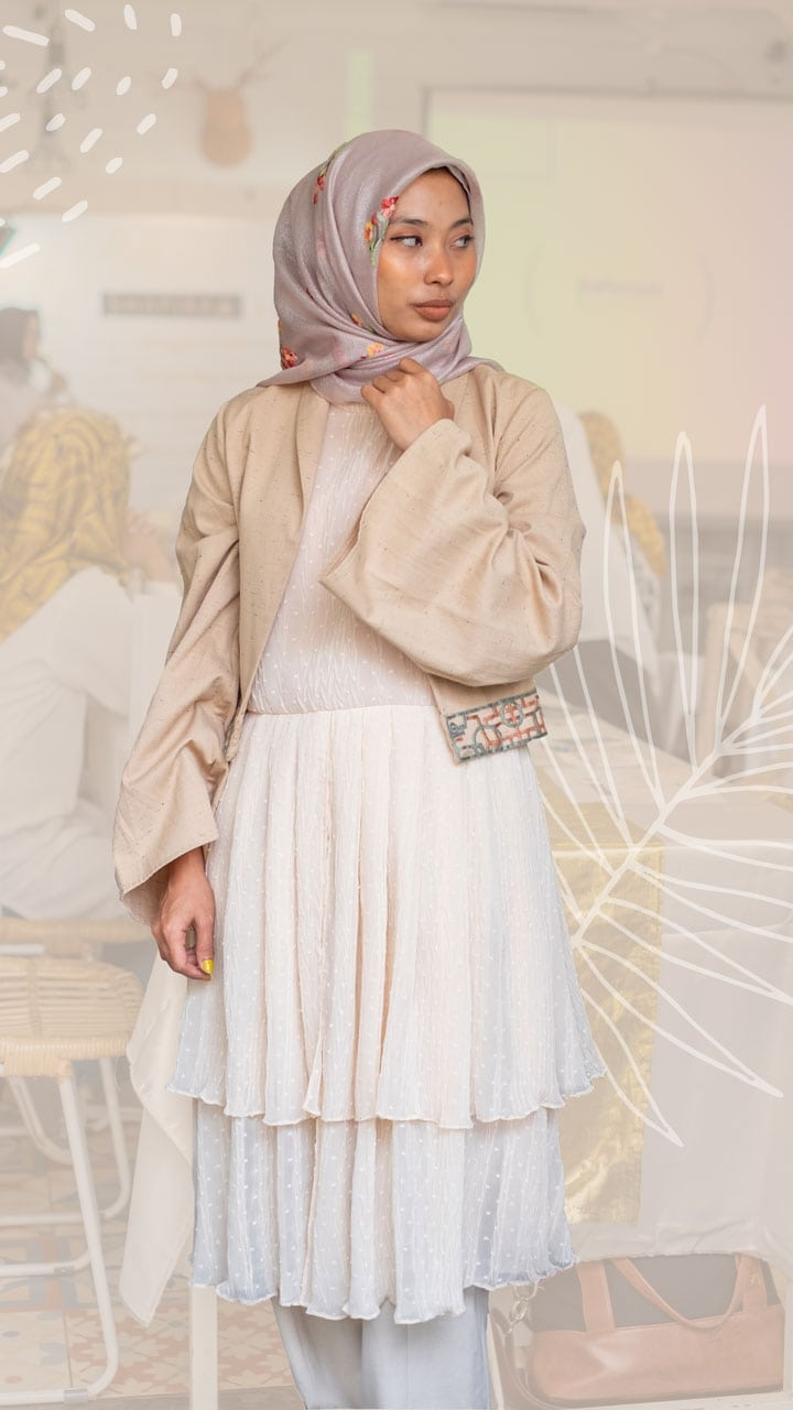 3 Inspirasi Outfit dari Shafira Muslim Fashion