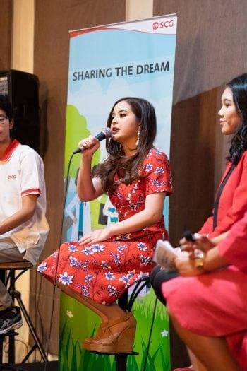 SCG Sharing The Dream – Agar Anak Indonesia Bisa Menggapai Mimpi