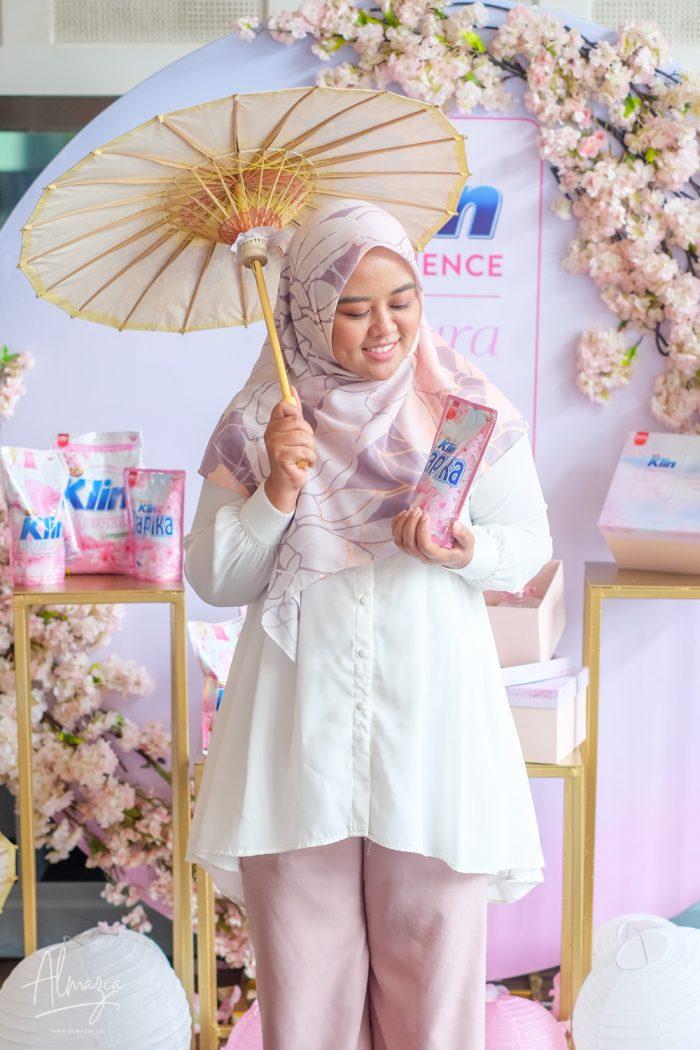 Experience Sakura bareng So Klin – Serasa Hanami di Jepang ^^
